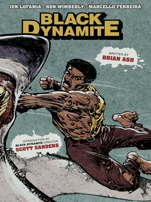 cover image of Black Dynamite