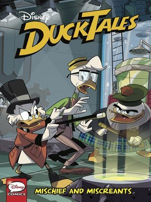 cover image of DuckTales (2017), Volume 6