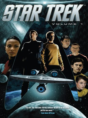 cover image of Star Trek, Volume 1