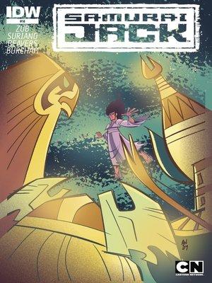 cover image of Samurai Jack (2013), Issue 14