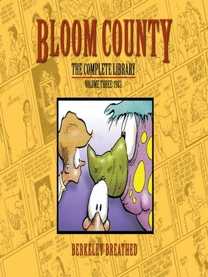 cover image of Bloom County Digital Library, Volume 3