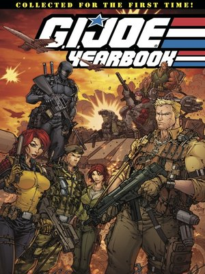 cover image of G.I. Joe Yearbook