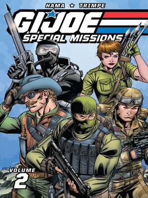 cover image of G.I. Joe: Special Missions, Volume 2
