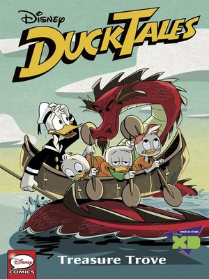 cover image of DuckTales (2017), Volume 1