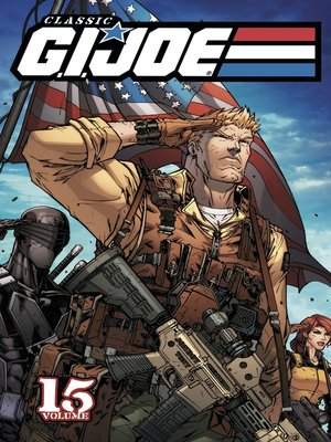 cover image of Classic G.I. Joe, Volume 15