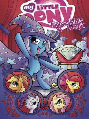 cover image of My Little Pony: Friendship is Magic (2012), Volume 6