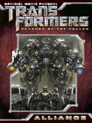 cover image of Transformers: Alliance