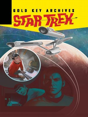 cover image of Star Trek: Gold Key Archives, Volume 3