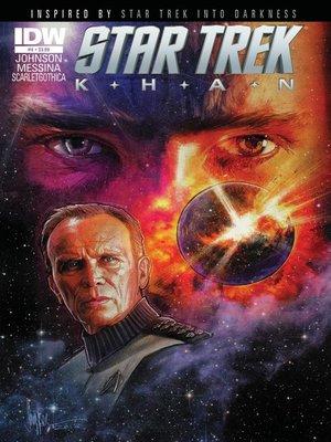 cover image of Star Trek: Khan
