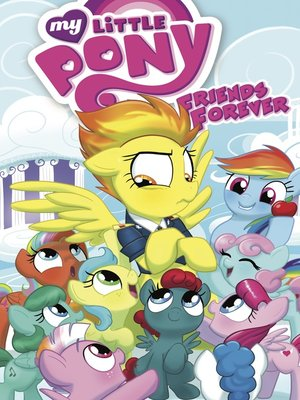 cover image of My Little Pony: Friends Forever (2014), Volume 3