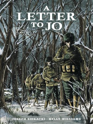 cover image of A Letter to Jo