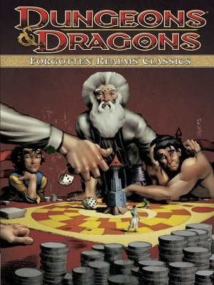 cover image of Dungeons & Dragons: Forgotten Realms Classics, Volume 4