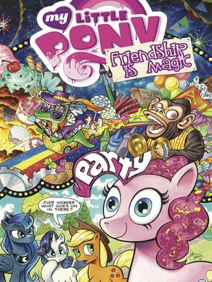 cover image of My Little Pony: Friendship Is Magic (2012), Volume 10
