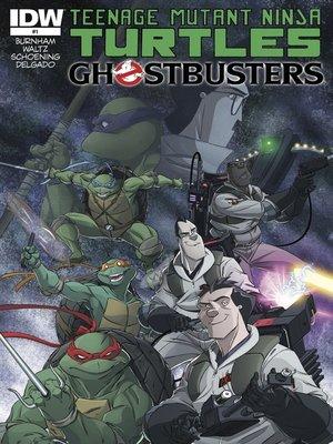 cover image of Teenage Mutant Ninja Turtles/Ghostbusters (2014), Issue 1
