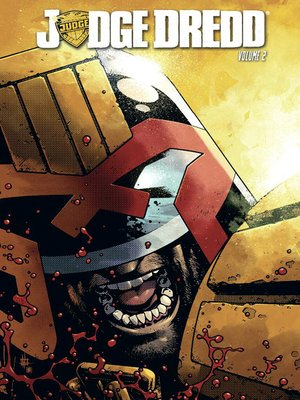 cover image of Judge Dredd, Volume 2
