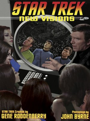 cover image of Star Trek: New Visions, Volume 3