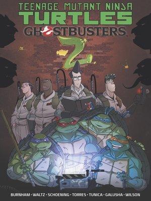 cover image of Teenage Mutant Ninja Turtles/Ghostbusters 2