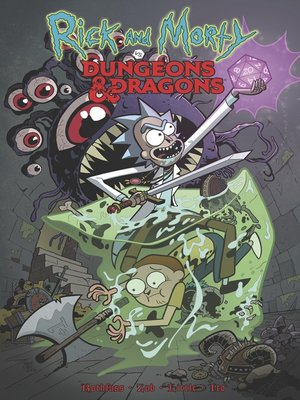 cover image of Rick and Morty vs. Dungeons & Dragons