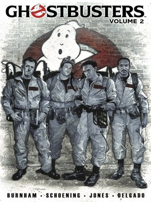 cover image of Ghostbusters, Volume 2