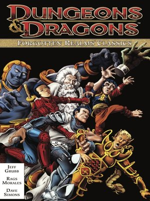 cover image of Dungeons & Dragons: Forgotten Realms Classics, Volume 1