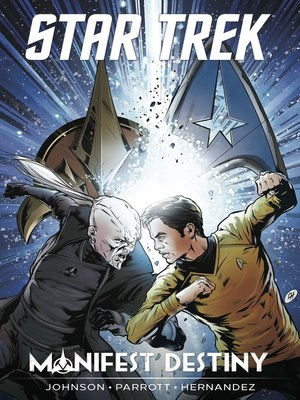 cover image of Star Trek: Manifest Destiny