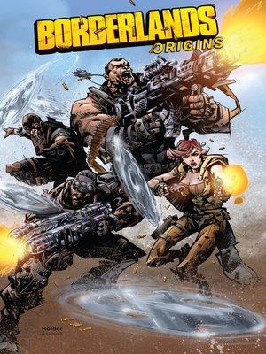 cover image of Borderlands: Origins