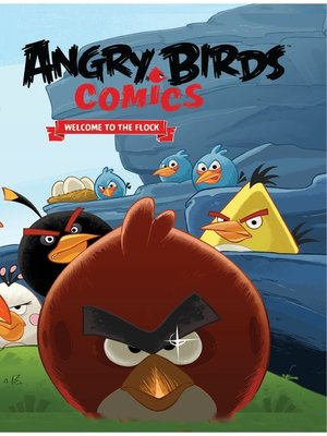 cover image of Angry Birds Comics, Volume 1