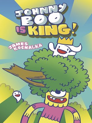cover image of Johnny Boo (2008), Book 9