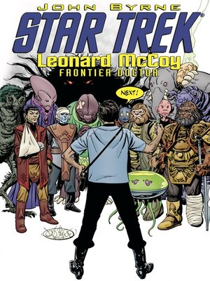 cover image of Star Trek: Leonard McCoy: Frontier Doctor