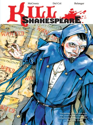 cover image of Kill Shakespeare, Volume 2