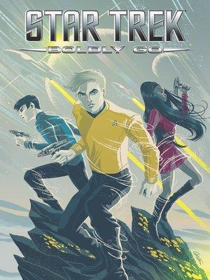 cover image of Star Trek: Boldly Go (2016), Volume 1