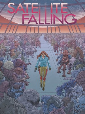 cover image of Satellite Falling