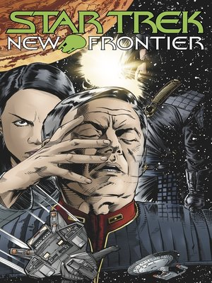 cover image of Star Trek: New Frontier