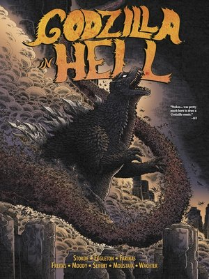 cover image of Godzilla in Hell