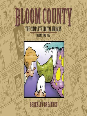 cover image of Bloom County Digital Library, Volume 2