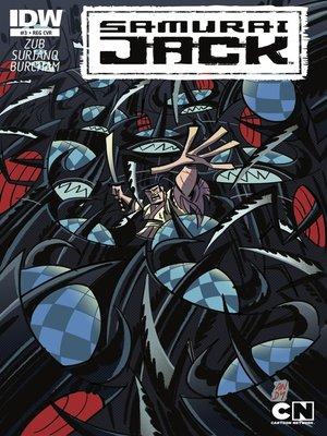 cover image of Samurai Jack (2013), Issue 3