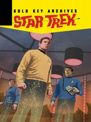 cover image of Star Trek: Gold Key Archives, Volume 4