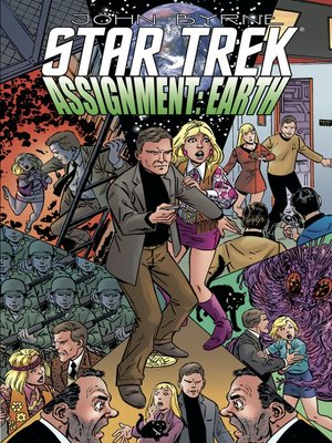 cover image of Star Trek: Assignment Earth
