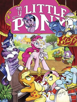 cover image of My Little Pony: Friendship is Magic (2012), Volume 12