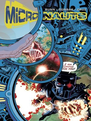 cover image of Micronauts (2016), Volume 1