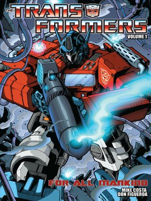 cover image of Transformers, Volume 1