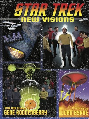 cover image of Star Trek: New Visions, Volume 2