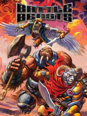 cover image of Battle Beasts, Volume 1