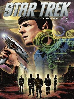 cover image of Star Trek, Volume 8