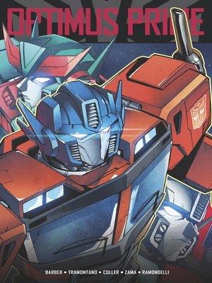 cover image of Optimus Prime (2016), Volume 2