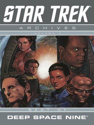 cover image of Star Trek Archives, Volume 4