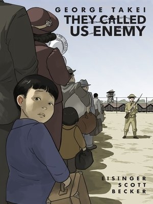 cover image of They Called Us Enemy