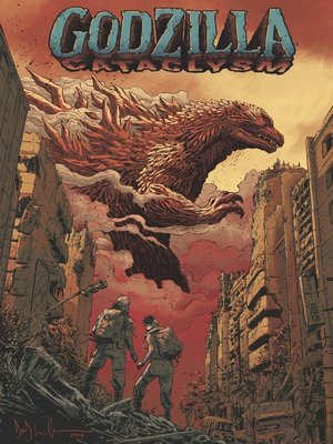 cover image of Godzilla: Cataclysm