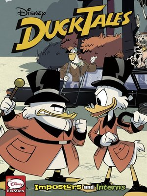 cover image of DuckTales: Imposters and Interns