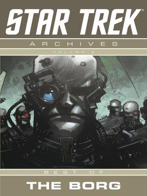 cover image of Star Trek Archives, Volume 2